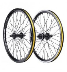 LLANTAS GLOBAL RACING VECTOR X WHEELSET